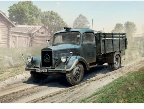 ICM Type L3000S, WWII German Truck 1:35 (35420)