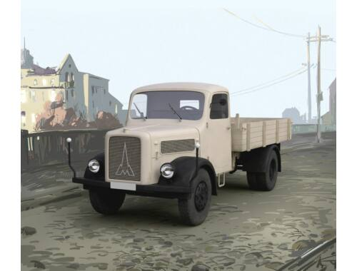 ICM Magirus S330 German Truck (1949 producti on) 1:35 (35452)