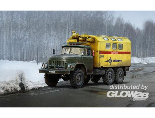 ICM ZiL-131 Emergency Truck, Soviet Vehicle 1:35 (35518)