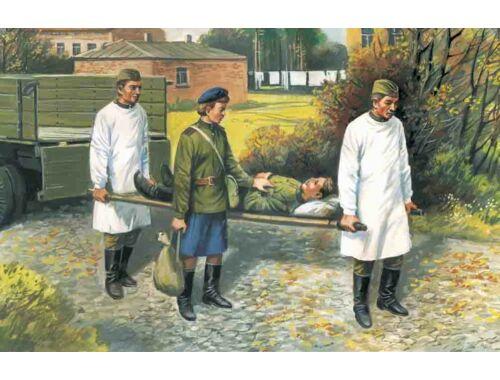 ICM Soviet paramedics 1943-44 1:35 (35551)