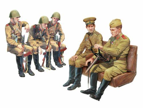 ICM Soviet Army Service (1979-1991) 1:35 (35636)