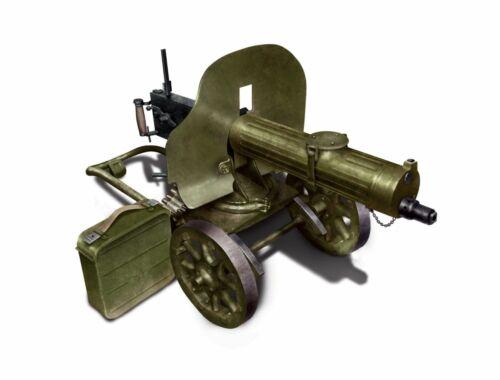 ICM Soviet Maxim Machine Gun 1940 1:35 (35676)