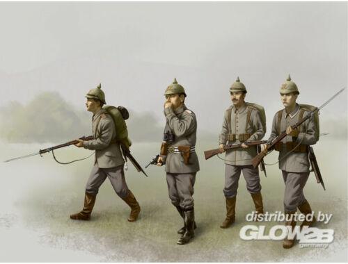 ICM German Infantry 1913 1:35 (35679)