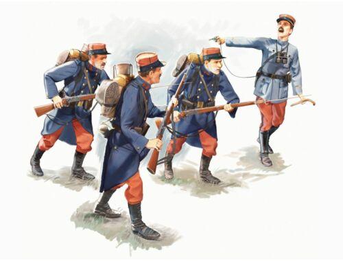 ICM French Infantry 1913 1:35 (35682)