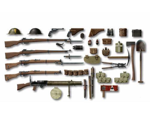 ICM WWI British Infantry W   E 1:35 (35683)