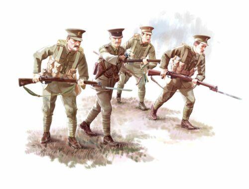 ICM British Infantry 1913 1:35 (35684)