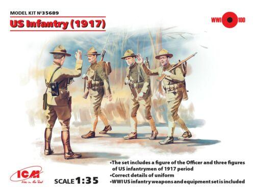 ICM US Infantry 1916 1:35 (35689)