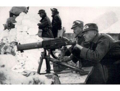ICM WWI Austro-Hungarian MG Team 1:35 (35697)