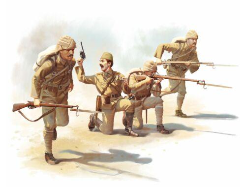 ICM Turkich Infantry 1915-1917 1:35 (35700)