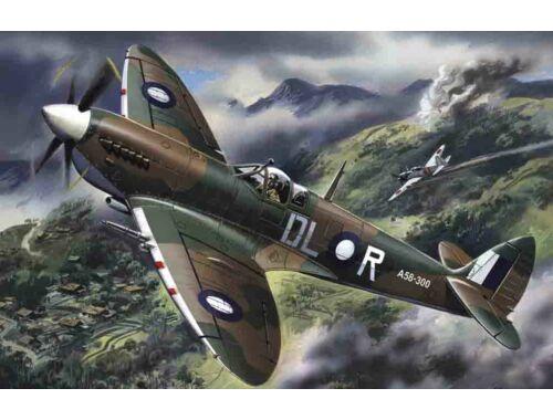 ICM Spitfire Mk.VIII, WWII British Fighter 1:48 (48067)