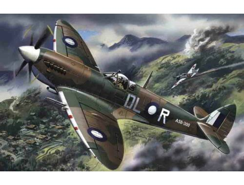 ICM Spitfire Mk.VIII, WWII British Fighter 1:48 (48067)