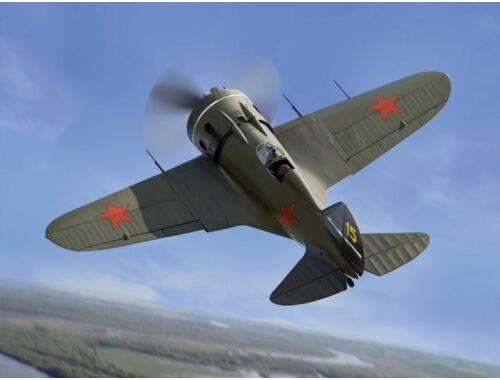 ICM I-16 type 28 WWII Soviet Fighter 1:48 (48098)