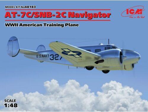 ICM AT-7C / SNB-2C Navigator 1:48 (48183)