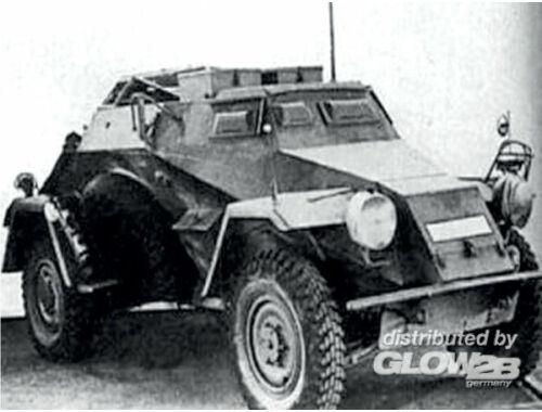ICM Sd.Kfz.260 German Radio Communication Vehicle 1:48 (48193)