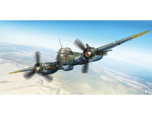 ICM Ju 88A-5, WWII German bombers 1:48 (48232)