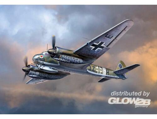 ICM Ju 88A-14, WWII Germann Bomber 1:48 (48234)