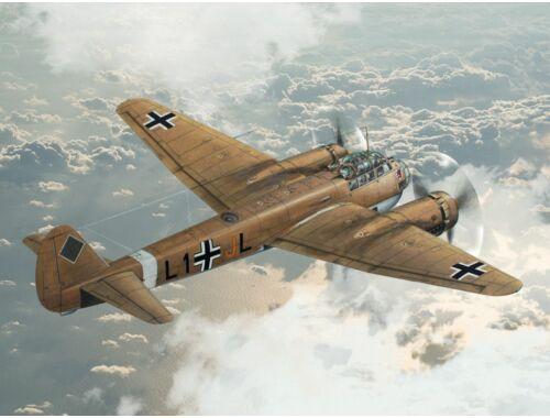 ICM Ju 88A-11, WWII German bomber 1:48 (48235)