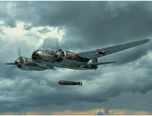 ICM Ju 88A-4 Torp / A-17 WWII German Torpedo Plane 1:48 (48236)