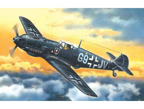 ICM Bf-109E-4 Nightfighter 1:72 (72134)