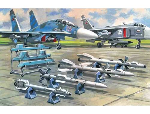 ICM Soviet air-to-air aircraft armament 1:72 (72212)