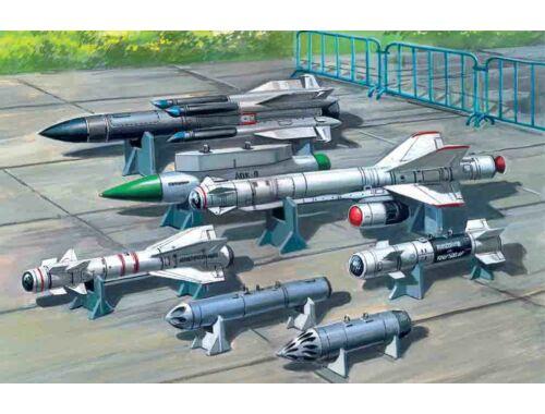 ICM Soviet air to surface armament 1:72 (72213)