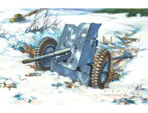 ICM 3,7CM Pak36, WWII German Anti-Tank Gun 1:72 (72251)
