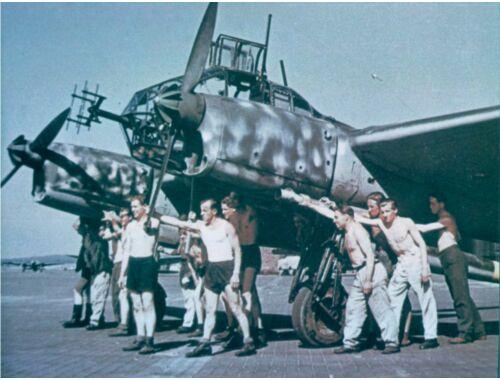 ICM FW 189A-1 WWII German Nightfighter 1:72 (72293)