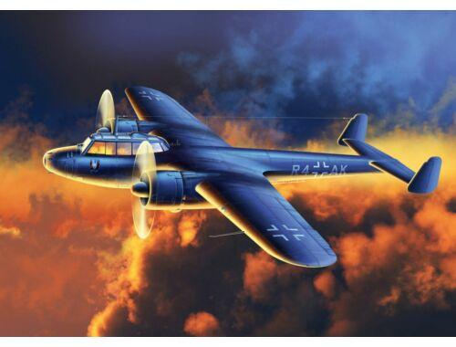 ICM Do 17Z-10 WWII German Nightfighter 1:72 (72303)