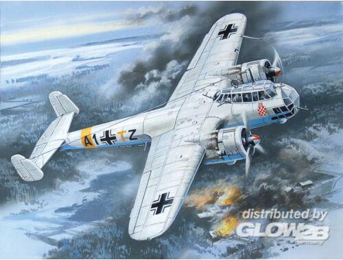 ICM Do 17Z-2 WWII German bomber 1:72 (72304)