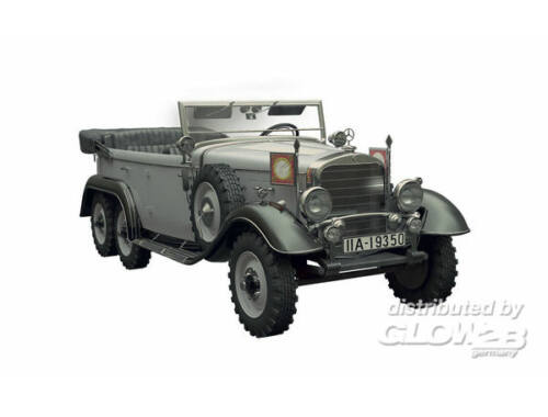 ICM WWII German Stuff Car G3 1:72 (72471)