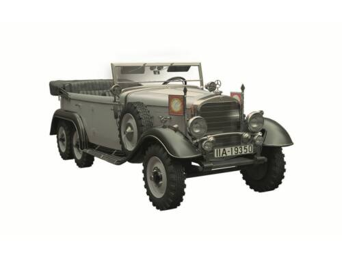 ICM WWII German Stuff Car G3 1:72 (72471)