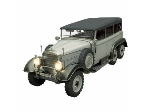 ICM WWII German Stuff Car G4 Soft Top 1:72 (72472)