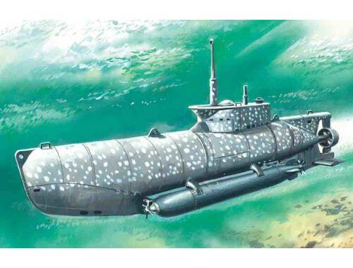 ICM Submarine Type XXVII Seehund early 1:72 (S006)