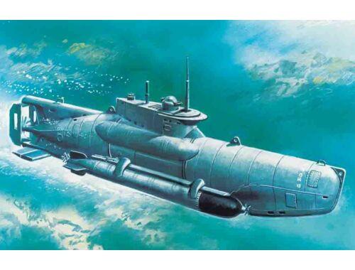 "ICM U-Boat Type XXVIIB ""Seehund"" late 1:72 (S007)"