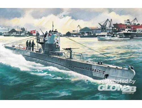 ICM U-Boat Type IIB 1943 1:144 (S010)