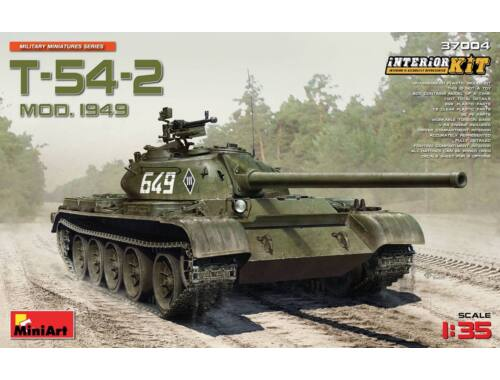 Miniart T-54-2 Mod.1949 Interior Kit 1:35 (37004)