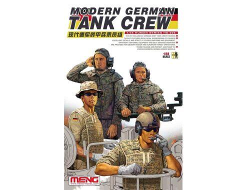 Meng Modern German Tank Crew 1:35 (HS-006)