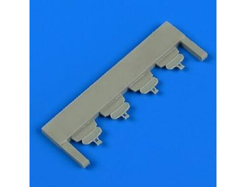 Quickboost Su-22M4 fitter's mirrors for KP / Eduard 1:48 (48746)