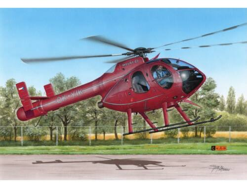Special Hobby MD-520N NOTAR 1:72 (72348)