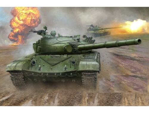 Trumpeter Russian T-72B MBT 1:16 (924)