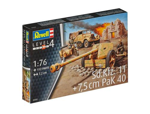 Revell Sd.Kfz. 11 Pak 40 1:76 (3252)