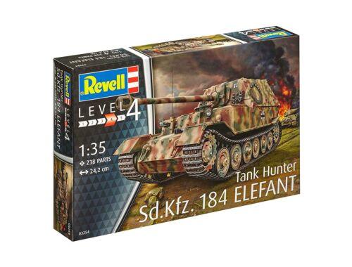 Revell Sd.Kfz. 184 Tank Hunter Elefant 1:35 (3254)