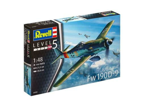 Revell Focke Wulf Fw 190 D-9 1:48 (3930)
