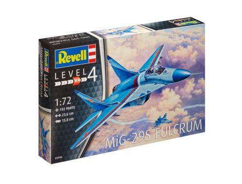 Revell MiG-29S Fulcrum 1:72 (3936)