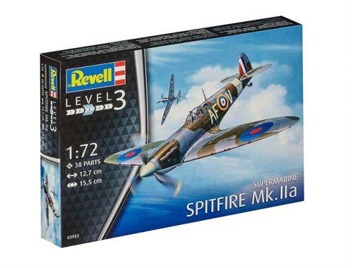 Revell Spitfire Mk. Iia 1:72 (3953)