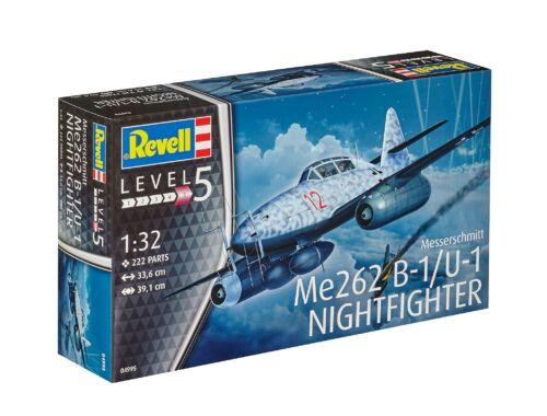 Revell Messerschmitt Me262B-1 Nightfighter 1:32 (4995)