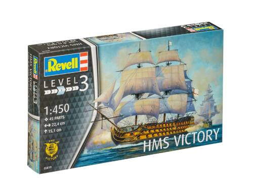 Revell HMS Victory 1:450 (5819)