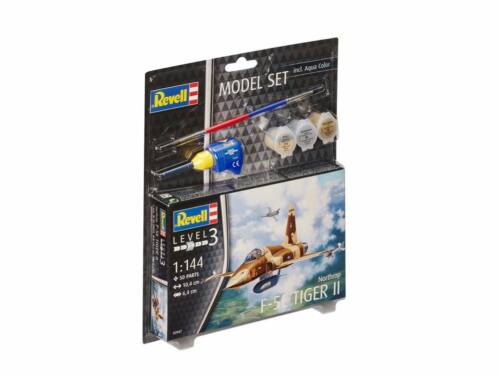 Revell Model Set F-5E Tiger II 1:144 (63947)