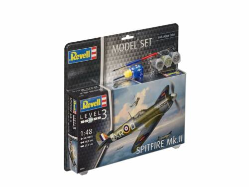 Revell Model Set Spitfire Mk.II 1:48 (63959)