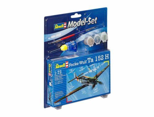 Revell Model Set Focke Wulf Ta 1 1:72 (63981)